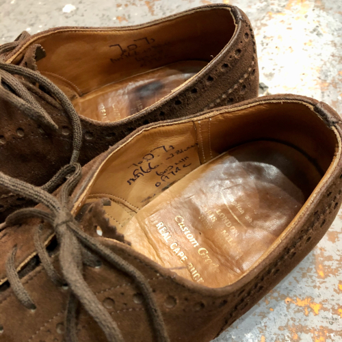 ◇ 靴増えてます & 明日(1/29)の営業時間変更 ◇_c0059778_15063843.jpg