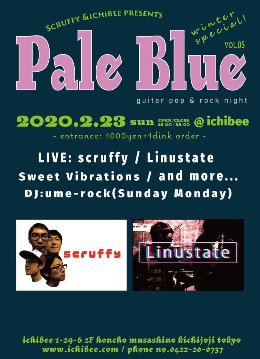 2/23 日曜日 scruffy! ライブ_b0048882_20515409.jpg