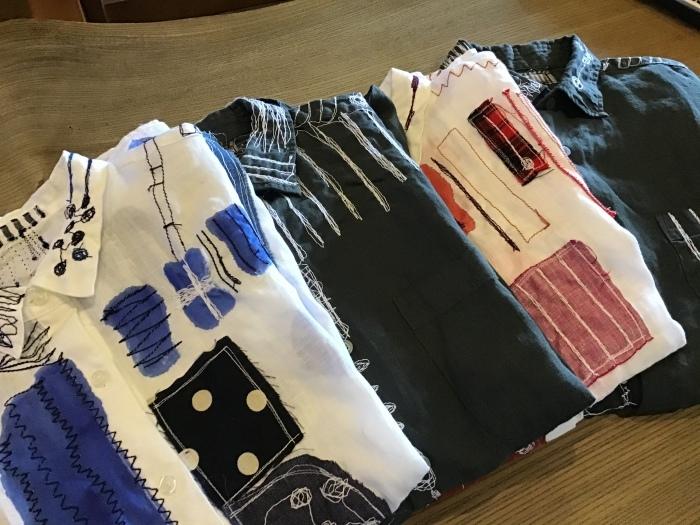 「丹下幸江さんのシャツとスカート」入荷_b0087994_09552961.jpeg