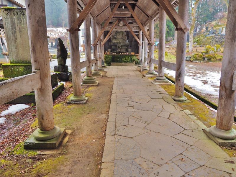 この季節に雪の無い毘沙門堂へ行ってみました_c0336902_21253276.jpg