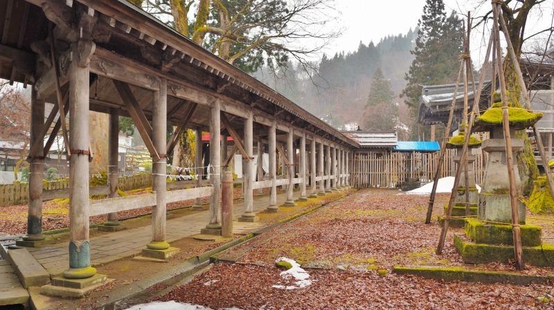 この季節に雪の無い毘沙門堂へ行ってみました_c0336902_21253714.jpg