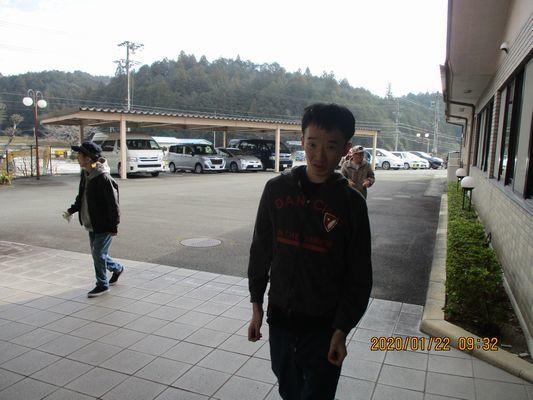 1/22 散歩_a0154110_09430446.jpg