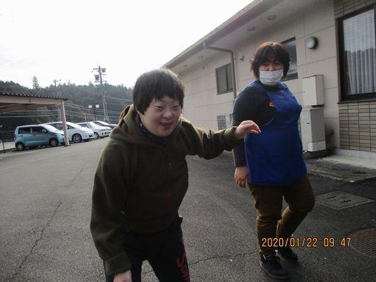 1/22 散歩_a0154110_09430615.jpg