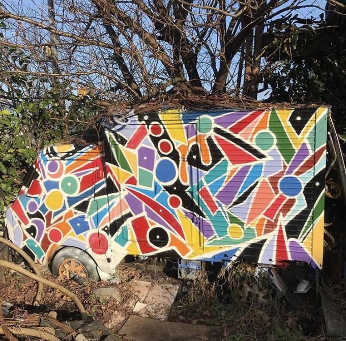 オッパーラが贈るart exhibition 2020最初のアーティストは 「 PRAN 」 今年で活動10周年を迎える節目に オッパーラにて素晴らしい作品を皆様に贈ります!!_d0106911_16030711.jpg