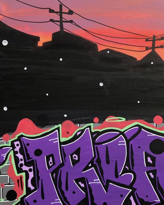 オッパーラが贈るart exhibition 2020最初のアーティストは 「 PRAN 」 今年で活動10周年を迎える節目に オッパーラにて素晴らしい作品を皆様に贈ります!!_d0106911_16030870.jpg