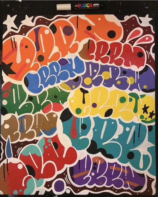 オッパーラが贈るart exhibition 2020最初のアーティストは 「 PRAN 」 今年で活動10周年を迎える節目に オッパーラにて素晴らしい作品を皆様に贈ります!!_d0106911_16032057.jpg