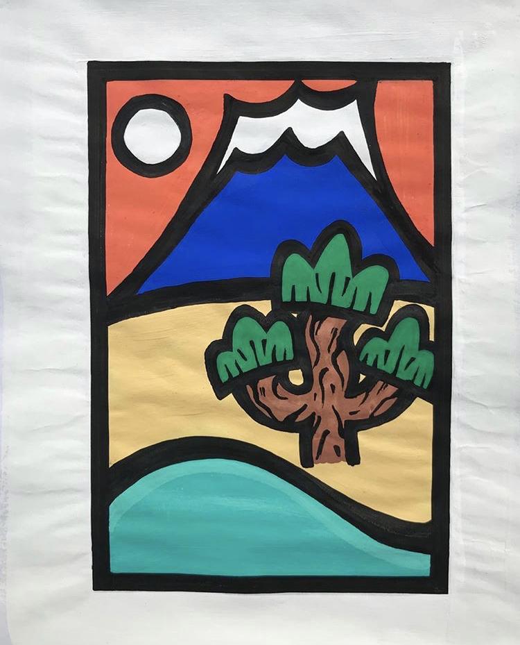 オッパーラが贈るart exhibition 2020最初のアーティストは 「 PRAN 」 今年で活動10周年を迎える節目に オッパーラにて素晴らしい作品を皆様に贈ります!!_d0106911_16032167.jpg