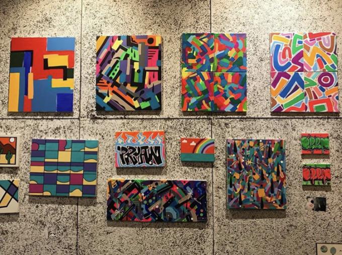 オッパーラが贈るart exhibition 2020最初のアーティストは 「 PRAN 」 今年で活動10周年を迎える節目に オッパーラにて素晴らしい作品を皆様に贈ります!!_d0106911_16033232.jpg
