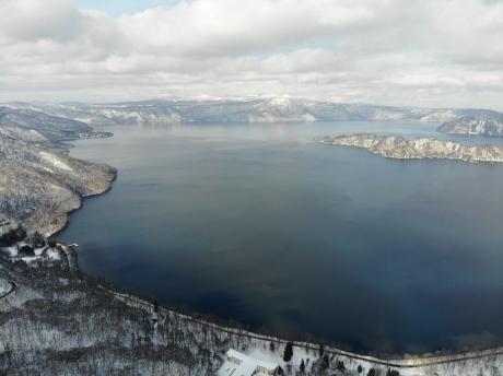 冬の十和田湖_e0148212_23005223.jpg