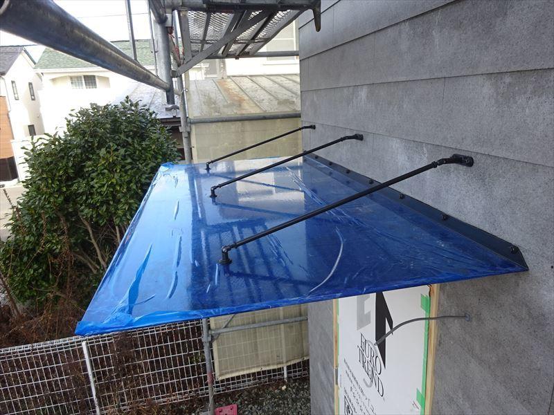 滝沢 穴口の家 大工工事進行中。_f0105112_04034184.jpg