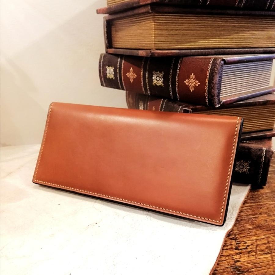 【Crevaleathco】オーダーメイド財布、革小物、バッグ_f0283816_18013773.jpg