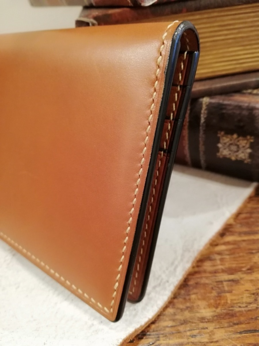 【Crevaleathco】オーダーメイド財布、革小物、バッグ_f0283816_18025023.jpg