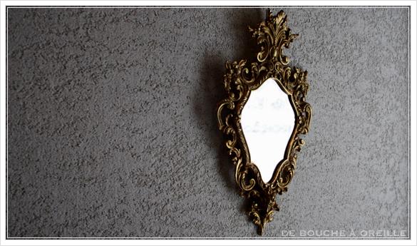 miroir mural 古い壁掛け鏡 ミラー フランスアンティーク_d0184921_16282220.jpg