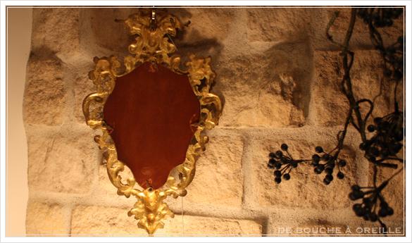 miroir mural 古い壁掛け鏡 ミラー フランスアンティーク_d0184921_16374880.jpg