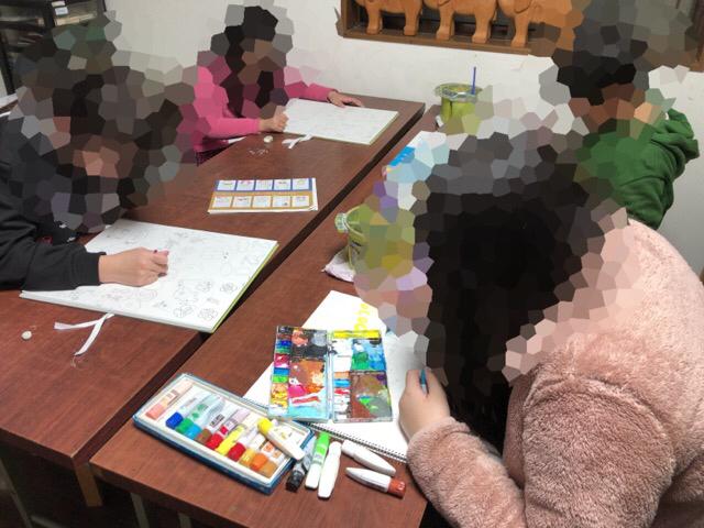 稲沢教室、児童コース、木曜日の様子。_f0373324_17022760.jpg