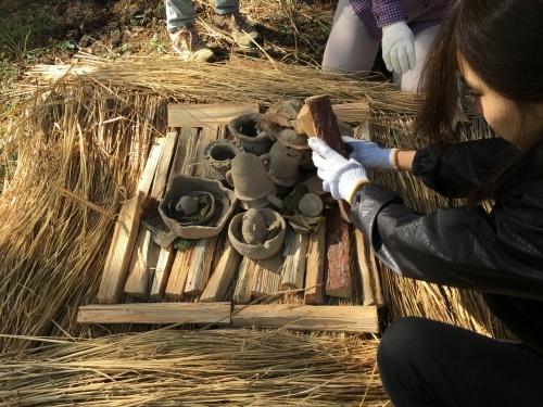 弥生時代の覆い焼き/11月10日のワークショップ_e0295926_14123635.jpg