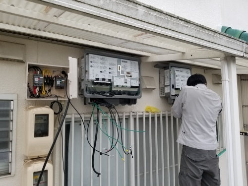 廿日市市・M様邸 蓄電池(ハイブリッド)設置工事_d0125228_04132094.jpg