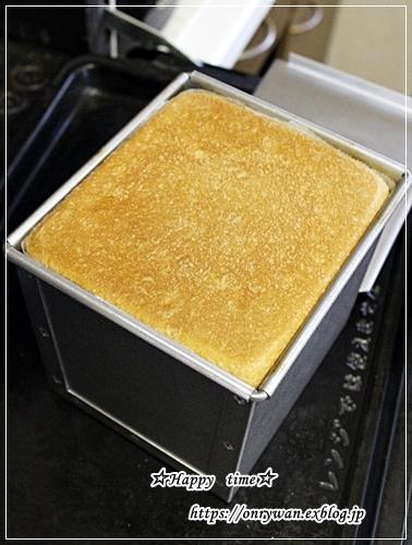 肉団子の甘酢餡弁当と食パン♪_f0348032_17031362.jpg