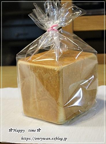 肉団子の甘酢餡弁当と食パン♪_f0348032_18050630.jpg