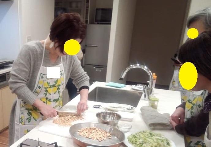 「第2回プーリア家庭料理レッスン」を東京で開催しました!_b0305039_18574338.jpg