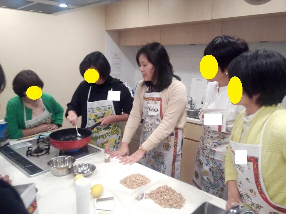 「第2回プーリア家庭料理レッスン」を東京で開催しました!_b0305039_18592138.jpg