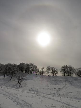 今年初のスノーシューで樹氷の森を堪能!!【台高・明神平界隈】1/19 ★MSRライトニングアッセントを加工修理する_d0387443_09453589.jpg