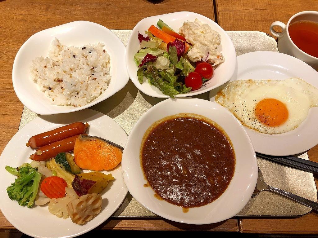 Breakfast Buffet@Osaka Tokyu REI Hotel_a0384046_18002414.jpg