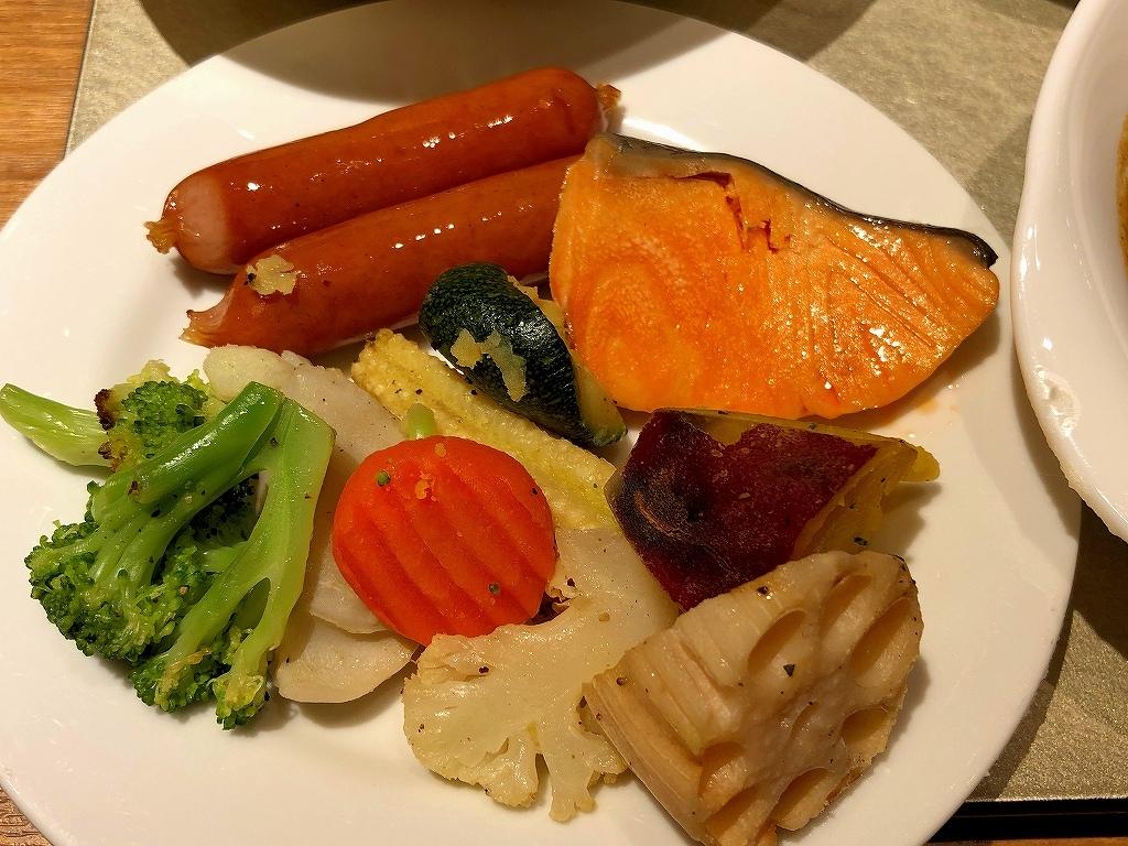 Breakfast Buffet@Osaka Tokyu REI Hotel_a0384046_18002541.jpg