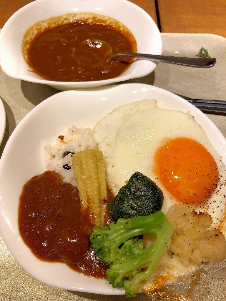 Breakfast Buffet@Osaka Tokyu REI Hotel_a0384046_18003527.jpg
