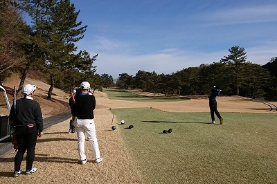 第35回 梶岡建設ジュニアゴルフ月例競技会_f0151251_08394792.jpg