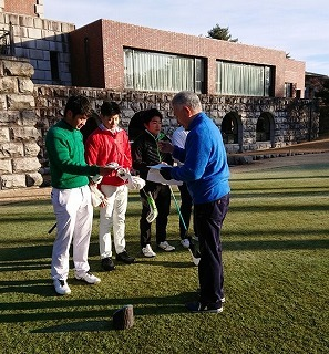 第35回 梶岡建設ジュニアゴルフ月例競技会_f0151251_08395293.jpg