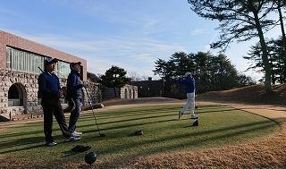 第35回 梶岡建設ジュニアゴルフ月例競技会_f0151251_08395679.jpg