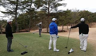 第35回 梶岡建設ジュニアゴルフ月例競技会_f0151251_08395986.jpg