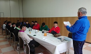 第35回 梶岡建設ジュニアゴルフ月例競技会_f0151251_08400787.jpg