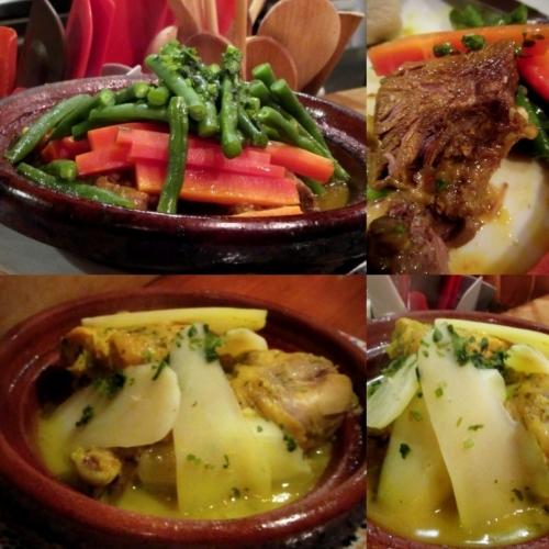 モロッコ料理の台所・エンリケマルエコス * カウンターでつつく絶品モロッコ料理!_f0236260_16000743.jpg