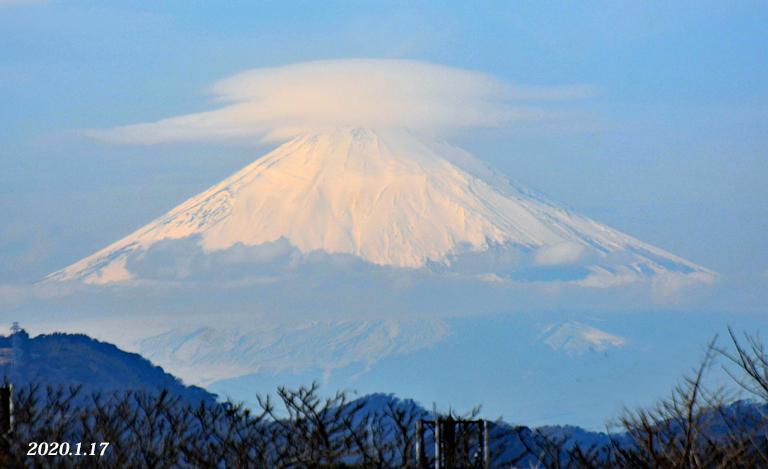 この日は‥『自宅から90km先の富士』_d0251161_09533716.jpg