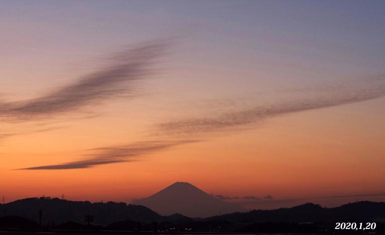この日は‥『自宅から90km先の富士』_d0251161_10260290.jpg