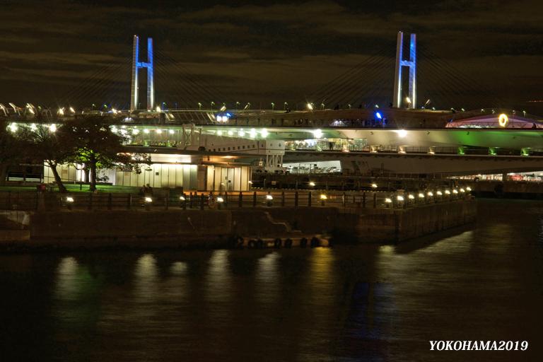 一夜限りのイルミネーション『そうだ 横浜、行こう』④_d0251161_10532921.jpg