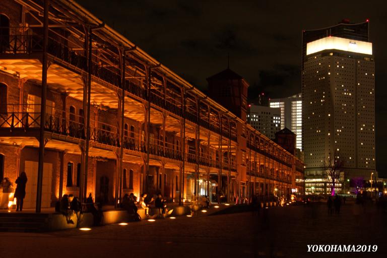 一夜限りのイルミネーション『そうだ 横浜、行こう』④_d0251161_10545224.jpg