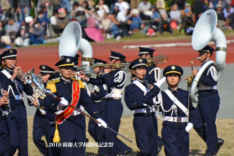 観閲式『2019 防衛大学校開校記念祭』⑩_d0251161_13133786.jpg