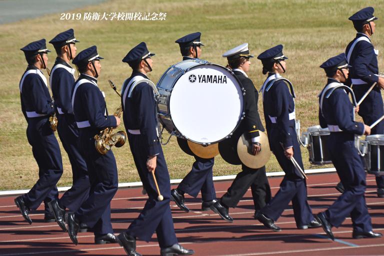 観閲式『2019 防衛大学校開校記念祭』⑩_d0251161_13143810.jpg