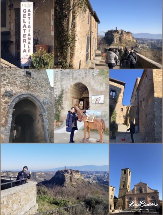 イタリア旅行記④天空の町チヴィタ・ディ・パニョレージョ☆_b0114367_00402829.jpeg