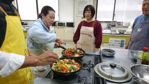 12月 中国料理教室_a0120468_18240834.jpg