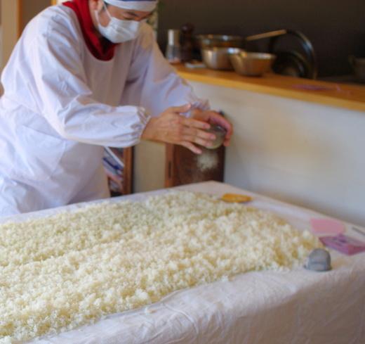 自宅で味噌作り2020~米麹を仕込む~_c0110869_05174774.jpg