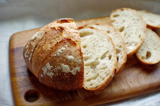 ゆめかおり全粒粉10%+ライ麦10%でカンパーニュ_c0110869_17454087.jpg