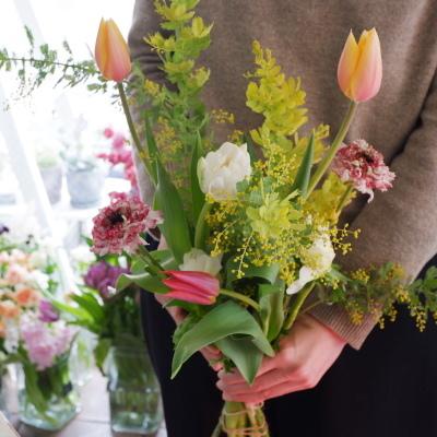 オークリーフ花の教室(落合さんの作品)_f0049672_17245224.jpg