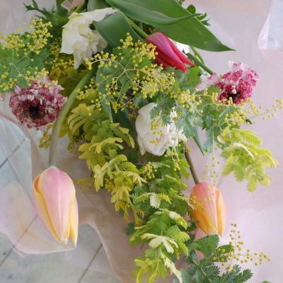 オークリーフ花の教室(落合さんの作品)_f0049672_17245600.jpg