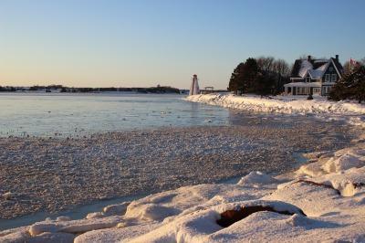 冬のビクトリア・パーク_c0353373_03321440.jpg