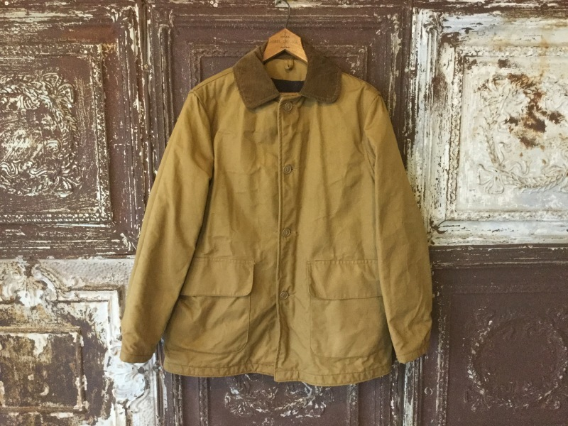 Blanket Lining Outdoor Jacket_c0226387_13373530.jpeg