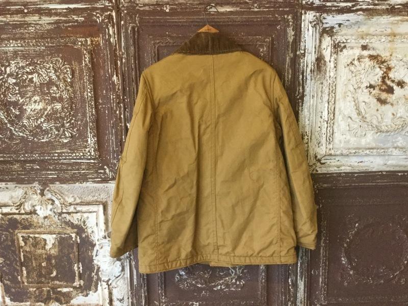 Blanket Lining Outdoor Jacket_c0226387_13375463.jpeg